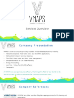 VMaps Services Overview Final