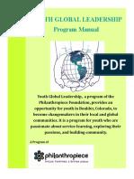 YGL Program Manual Aug 2013