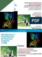5.Identificación y Cuantificación de Proteínas Mediante LCMS