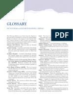 Sm Glossary