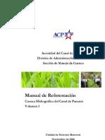 Manual de Viveros Canal de Panama