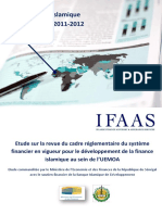 Finance Islamique Rapport 2011-2012