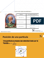 PPT 14 Sustitucion Trigonometrica