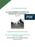 municipalidad de guadalupito