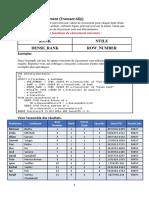 Fonctions de Classement (Transact-SQL)