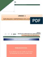 Unidad 1. Naturaleza e Importancia de La Mercadotecnia Semiescolarizado