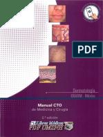 CTO México 2a Ed - Dermatologia