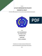 Role Play Komunikasi Pada Perawatan Pasien Paliatif Kanker