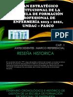 PLAN ESTRATÉGICO INSTITUCIONAL DE LA ESCUELA DE FORMACIÓN.pptx