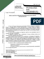 Resultados Das Unidades de Demonstracao de Milho Em Silvania GO