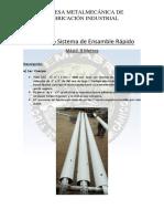 Mástil Pararrayos PDF 2