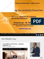Marketing Des Produits Financiers 1