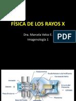 Física de Los Rayos x
