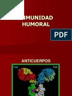 INMUNIDAD HUMORAL