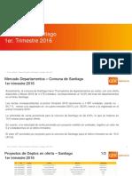 Gfk Adimark - Analisis Zonas de Interes Depto 1t 2016