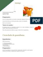 recetas y modelos de cartas.docx