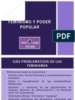 Feminismo y Poder Popular