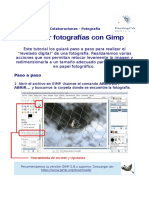 Retocar Fotografías Con GIMP