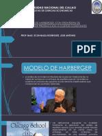 Modelo de Harberler, Con Fronteras de Posibilidades de Produccion