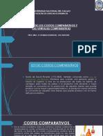 Teoria de Los Costos Comparativos