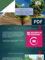Objetivo 10 Desarrollo Sostenible