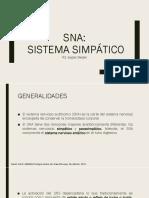 SNA Sistema Simpatico