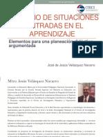 EL DISEÑO DE SITUACIONES CENTRADAS EN EL APRENDIZAJE JESUS VELASQUEZ.pptx