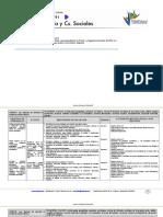 Planificacion Anual Historia 4basico 2014