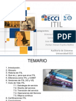 Exposicion ITIL V3