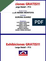 Exhibiciones Gratis P13 (NXPowerLite)