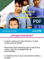 Beneficios de La Lactancia Materna(1)