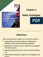 Sales Strategies Week3
