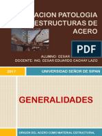 REPARACION ESTRUCTURAS METALICAS