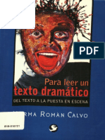Román Calvo-Norma-Para Leer Un Texto Dramatico-ocr