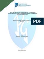 Proceso Estrategico I Primera Entrega Politecnico Gran Colombiano