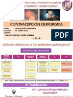 Contracepcion Qx