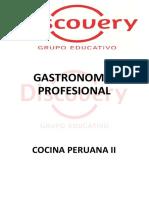 Cocina Peruana II