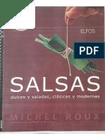 Salsas Michele Roux