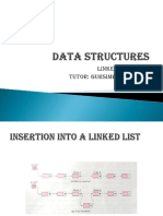 Data Structures Lec 5 Linked List