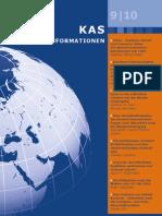 KAS Auslandsinformationen 09/2010
