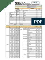 Format for DPRT