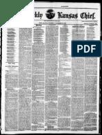 The Weekly Kansas chief., November 30, 1876