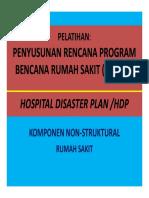 DISASTER - TOT PELATIHAN NON-STRUKTURAL.pdf