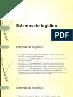 estrategias logisticas