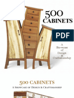 500 Cabinets - A Showcase of Design & Craftsmanship