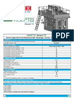 Asepto Smart 78 - Filling Machine Specifications
