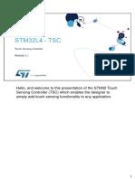 En.stm32L4 Peripheral Touchsense