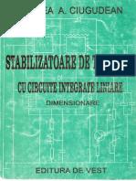 Stabilizatoare de Tensiune Cu Circuite Integrate Liniare