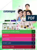 Amway Product Catalogue
