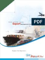 Export Brochure